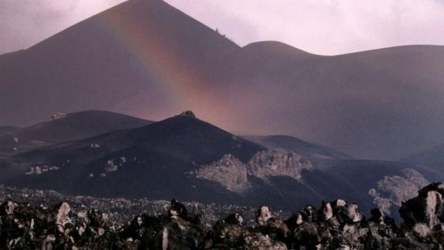Ascensão é uma ilha de origem vulcânica - Getty Images