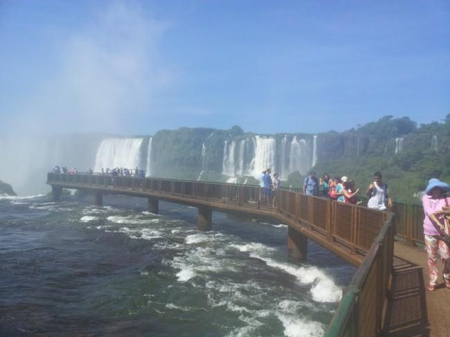 Parque Iguaçu - Cataratas - foto AFPP