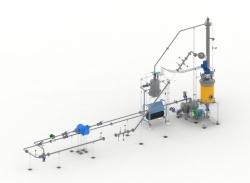 Loop multifásico é capaz de simular as condições de escoamento de petróleo e gás a partir variáveis reais