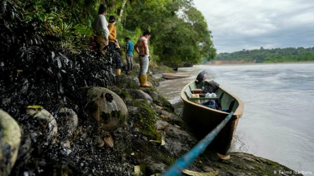 Indígenas e ribeirinhos temem fome após pesca ser afetada