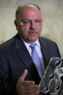 Brasília - Entrevista coletiva do ministro-chefe do Gabinete de Segurança Institucional do Brasil, Sérgio Westphalen Etchegoyen (Valter Campanato/Agência Brasil)