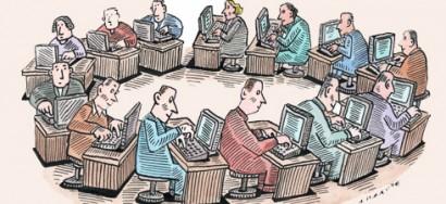 (Krauze-Bureaucracy) Nada pior que uma burocracia sem rumo