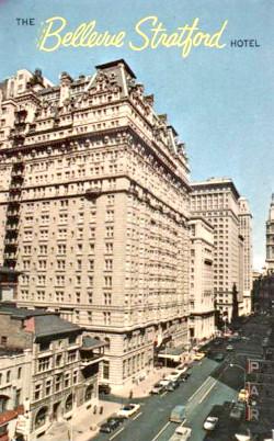 Belevue Stratford Hotel