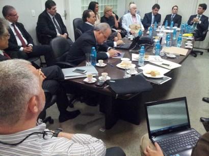 Reunião da CONDA  na sede da OAB em São Paulo
