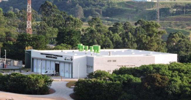 Nova Central de Tratamento de Resíduos de Serviços de Saúde Marcus Silva Araujo (CTRSS)