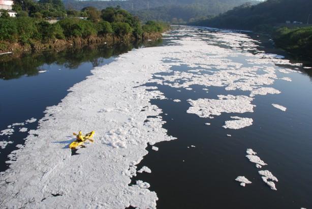 Projeto Observando os Rios - Crédito foto: Ricardo Botelho