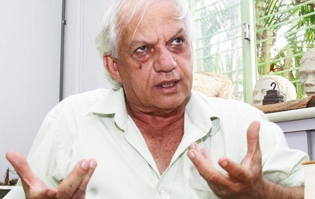 Altair Sales Barbosa (Fernando Leite/Jornal Opção)