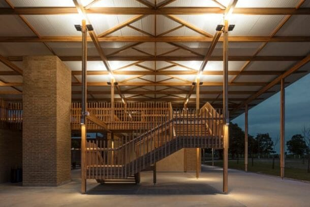 Fotos: Leonardo Finotti/Rosenbaum Arquitetura 2017