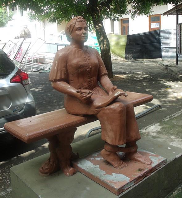 Estátua de Esperança em Teresina © Wikimedia Commons