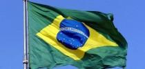 Flagge_Brasilien_wehend