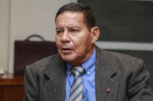 General Ex Hamilton Mourão