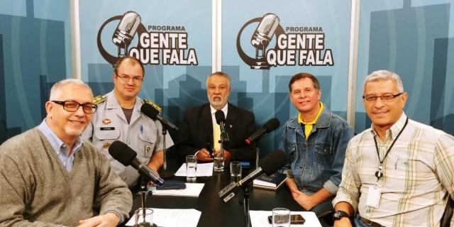 da esquerda para a direita: Antonio Fernando Pinheiro Pedro, Paulo Henrique Fontoura Faria, Zancopé Simões, Alexandre Marcondes Terra e Glauco de Carvalho