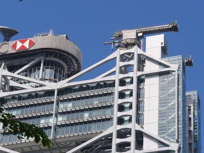 Sede de Banco em Hong kong...