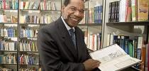 O fundador e reitor Dr. José Vicente da Zumbi dos Palmares