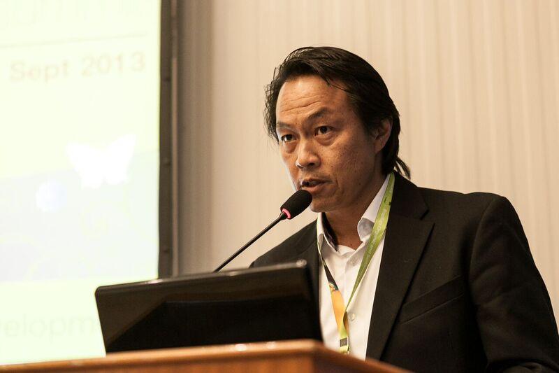 Ming  Liu - agricultura orgânica