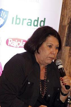 Ministra Eliana Calmon, corregedora do Conselho Nacional de Justiça, eleita a mulher mais influente do ano de 2005 pela Forbes