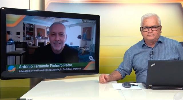 João Batista Olivi entrevista Fernando Pinheiro Pedro - Notícias Agrícolas