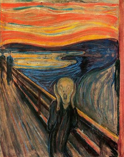 O Grito - de Edvard Munch, 1893