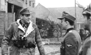 Skorzeny em fevereiro de 1945