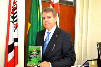 Mário Leite de Barros Filho, diretor da Scadepol - foto SSP/SP