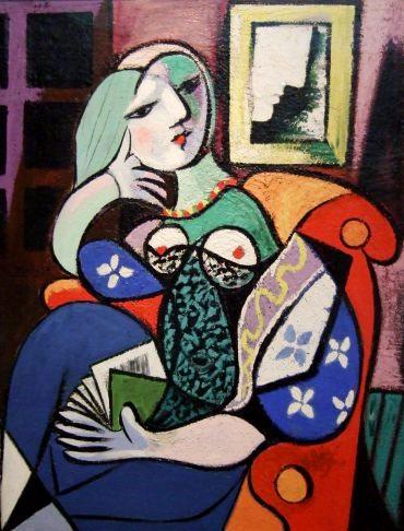 Femme, Pablo Picasso