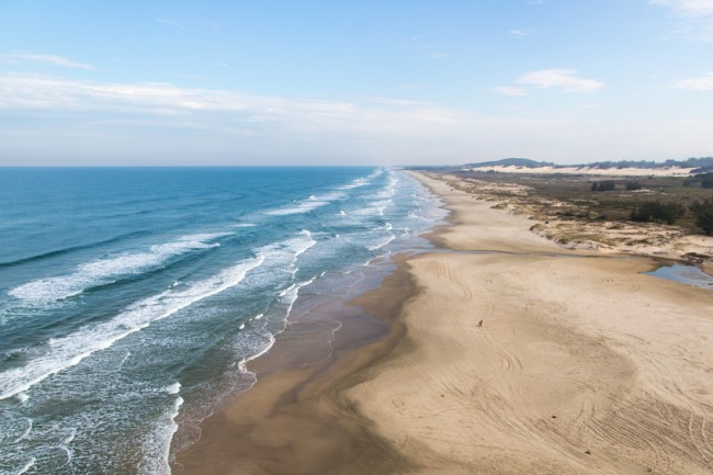 Praia de Torres, RS