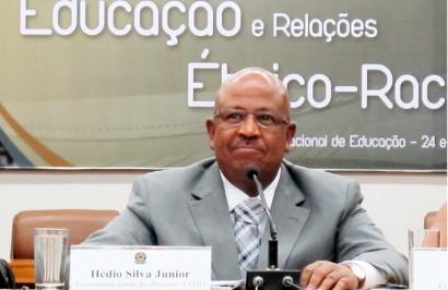 Professor Hédio Silva Júnior