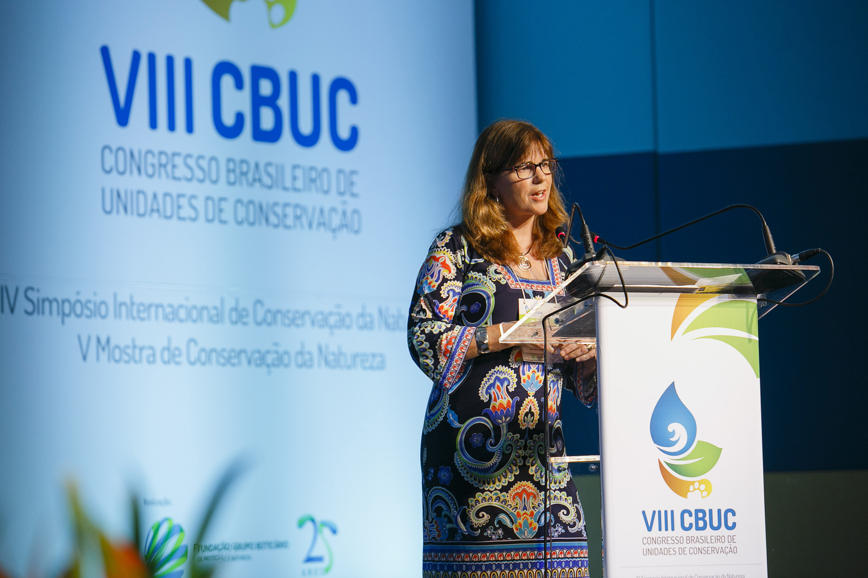 VIII CBUC Congresso Brasileiro de Unidades de Conservação. Foto: Adalberto Rodrigues