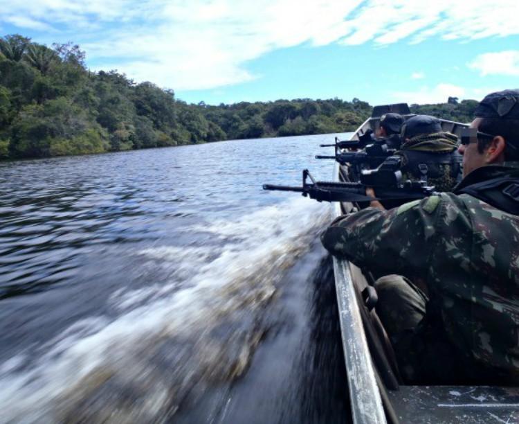 Foto: Divulgação/Exército