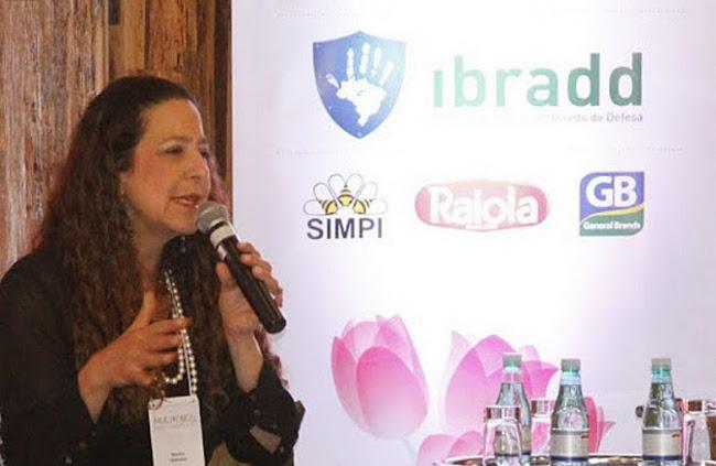 Rosana Chiavassa, candidata à presidência da Ordem dos Advogados de São Paulo – Foto de Danielle Denny