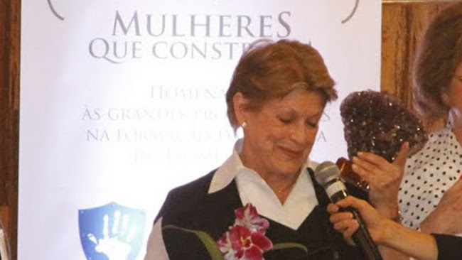 Silvia Pimentel, professora da PUC/SP