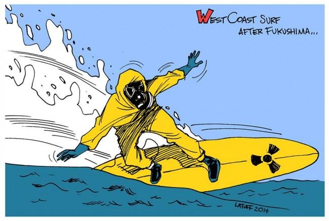 Surfando-na-costa-oeste-dos-EUA-depois-de-Fukushima.1