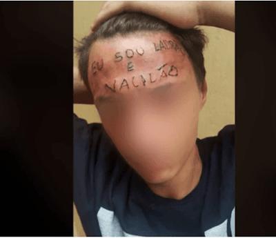 O adolescente ladrão obteve a devida tutela... já a moça destroçada no vídeo do Rio...