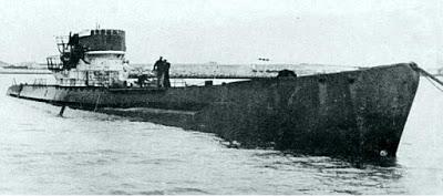U-530 se rende aos Argentinos, em julho de 1945