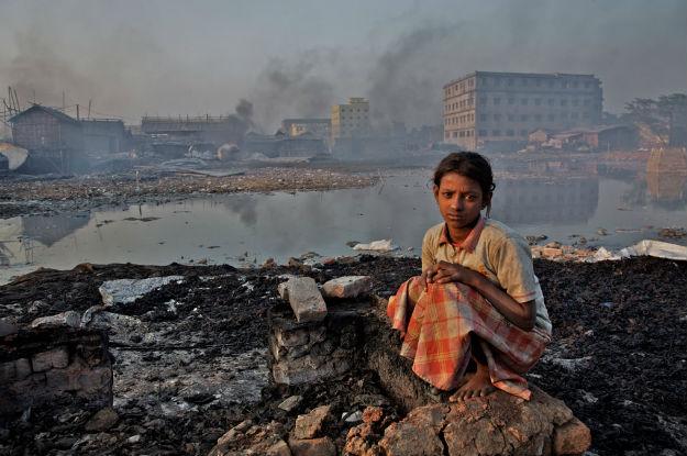 Criança em Dhaka, no Bangladesh. Foto: Unicef/UNI9946/Noorani