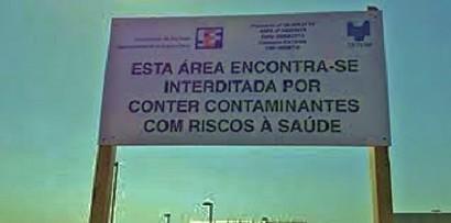 USP contaminação