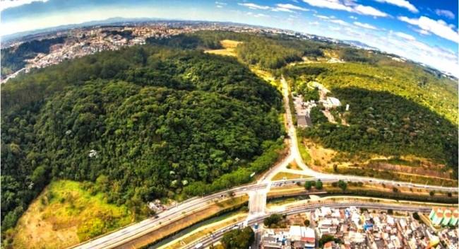 Guia de Áreas Protegidas - APA do Carmo ( Foto-acervo-SVMA-Gustavo-Feliciano-Alexandre-)
