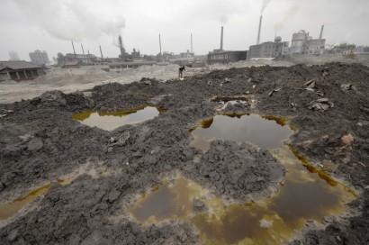 XIANGFAN poluição