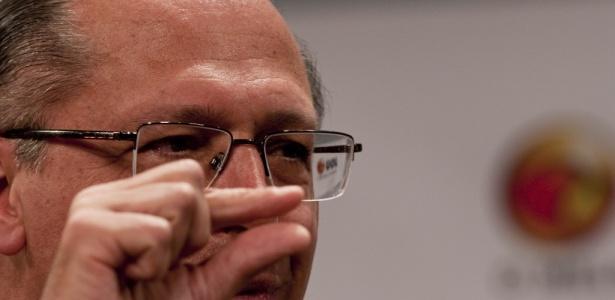 Alckmin precisa parar de minimizar o problema, que parece contaminar a estrutura governamental