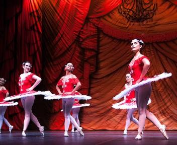 Cia Ballet de Cegos