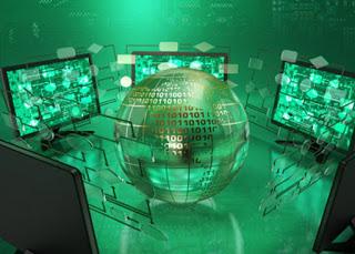 Ciberespaço, a nova casa
