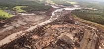 Superintendente do Ibama afirma que mineradoras deveriam param de usar barragens como a de Brumadinho  (AP Photo/Andre Penner)