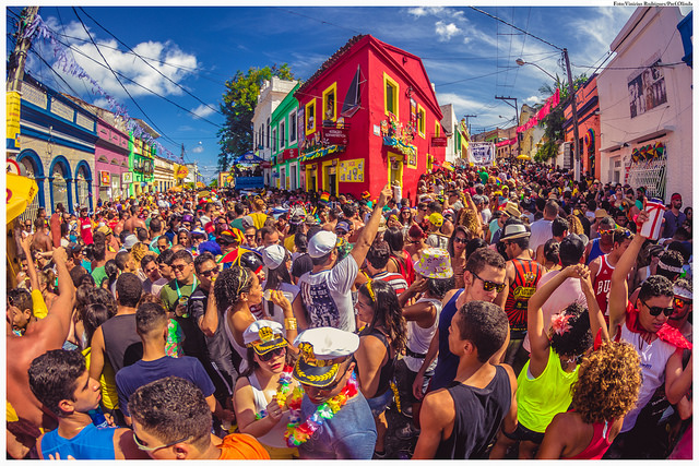 Carnaval de Olinda,PE (Foto: Vinícius Rodrigues/Pref. de Olinda/Divulgação)