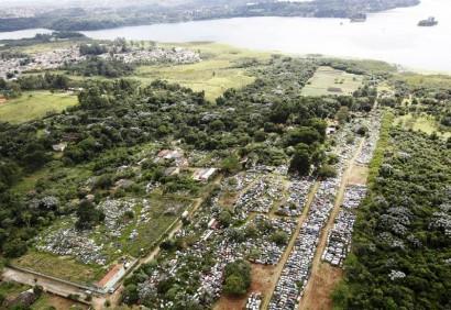 Pátio Santo Amaro - imagem reproduzida da internet.