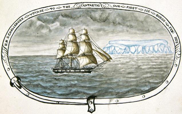 O Challenger (ilustração: www.wiliamreesecompany.com)