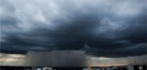 Chuva atinge a zona oeste da Capital (Foto: João Castellano/ Frame/ AE