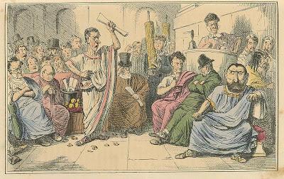 Cícero e Catilina
