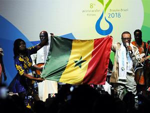 Senegal, na África, vai sediar o próximo Fórum Mundial da Água. (Jorge Cardoso/8º FMA)