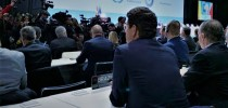Salles chefia a delegação brasileira em Madri. Conferência foi um fracasso. Porém o Brasil assinou uma capitulação ao final