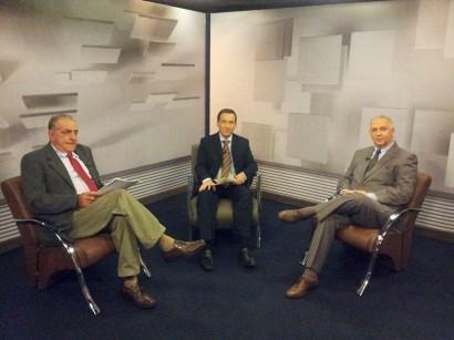 TV Legislativa: Deputado Isac Reis debate com Pinheiro Pedro (Ambiente Legal) sobre a Lagoa de Carapicuíba